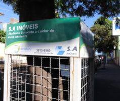 S.A Imóveis e Botucatu juntas a favor do meio ambiente