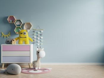 5 Dicas de decoração de quarto infantil
