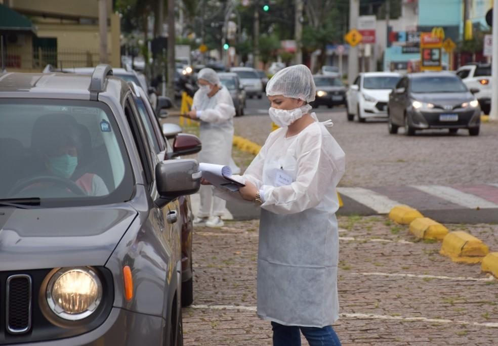 Botucatu terá vacinação em massa da população com estudo clínico da Oxford